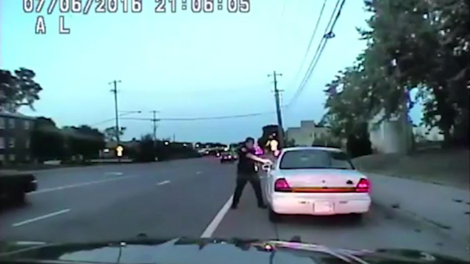 Es publica el vídeo del tiroteig a Philando Castile