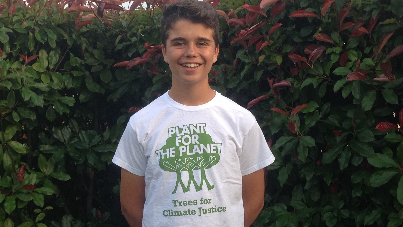 La carta de Colau en resposta a un noi de 14 anys, Ferran Tubert, que va denunciar la contaminació dels creuers a la ciutat