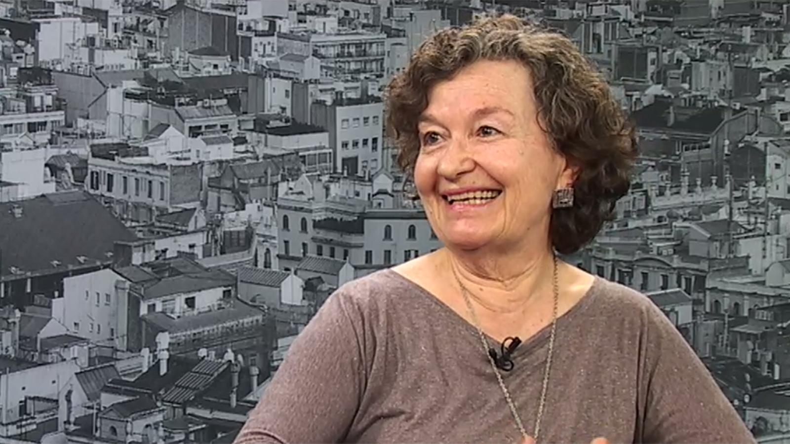 Entrevista d'Antoni Bassas a Maria Barbal