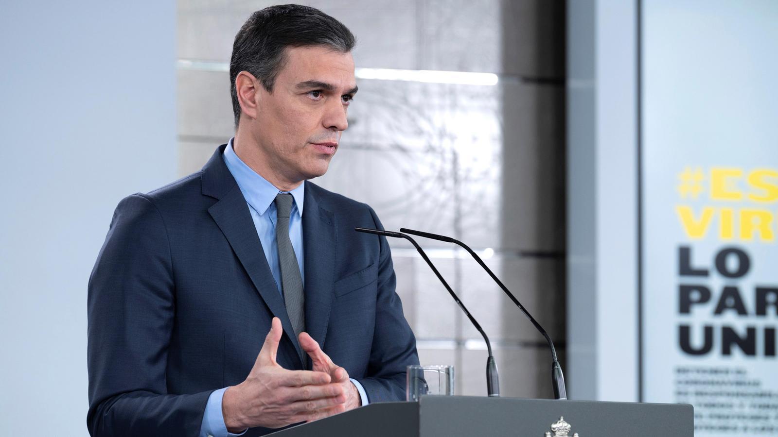 Caos de la Moncloa amb el BOE, i a Catalunya comencen les dues pitjors setmanes per a les UCI: les claus del dia, amb Antoni Bassas (30/03/2020)