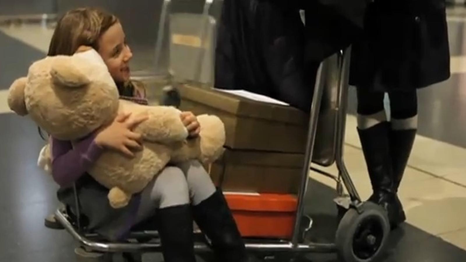 """L'anunci """"Un equipatge inesperat"""" d'Spanair aconsegueix quatre Lleons a Cannes"""