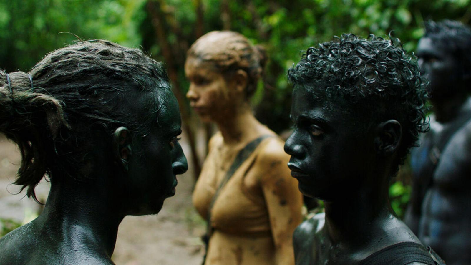 Una imatge de la pel·lícula 'Monos' / BTeam Pictures