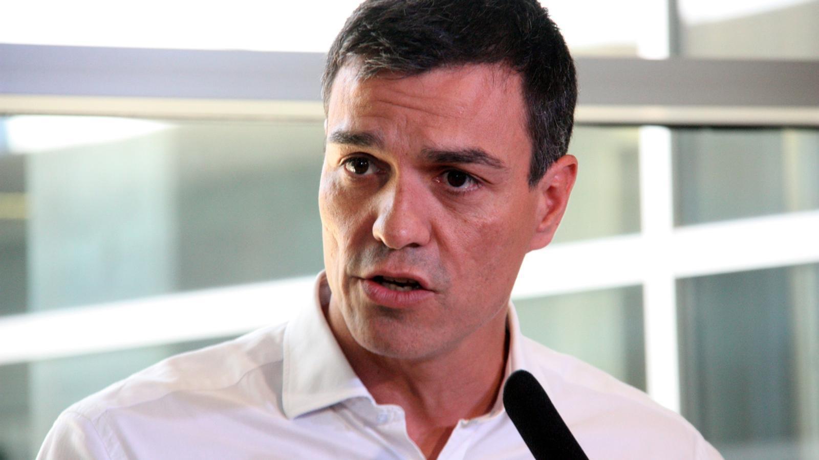 El PSOE continua per davant del PP, frec a frec amb Cs i Podem, segons el CIS