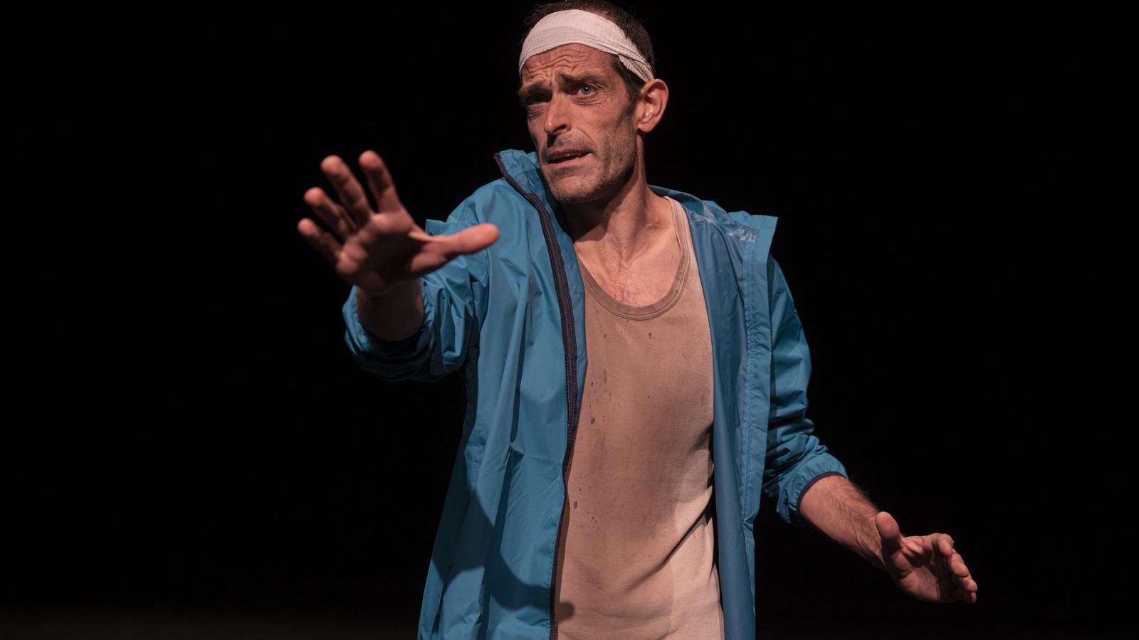'Poesia per l'Zlatan (Manifest per un nou teatre)' de Davide Carnevalli al TNC