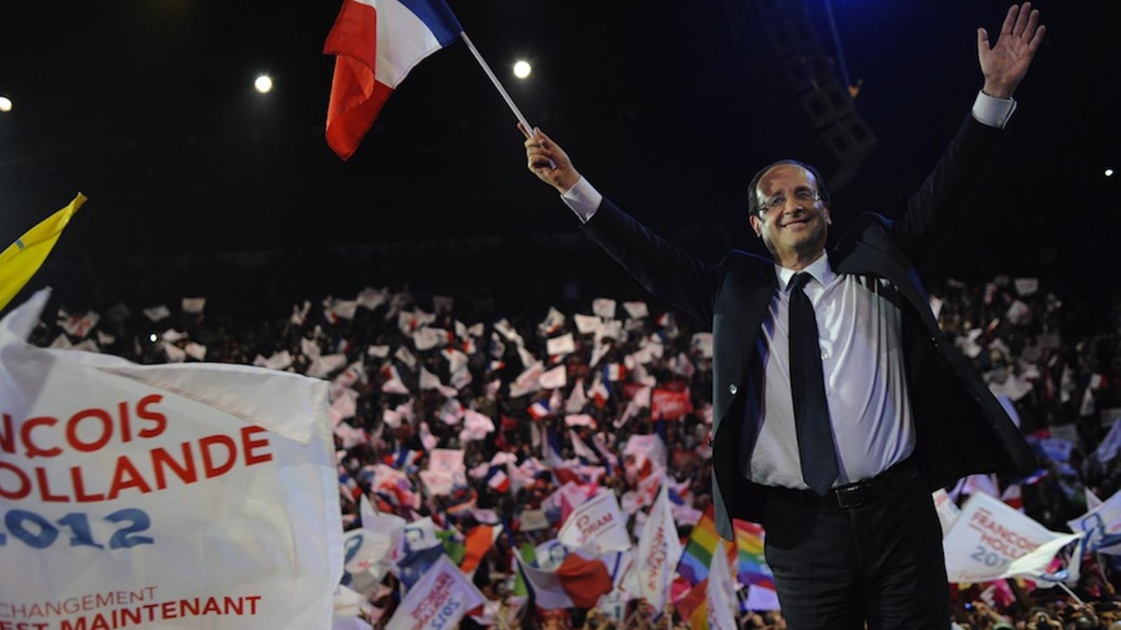 L'economia centra l'últim tram de la campanya presidencial francesa
