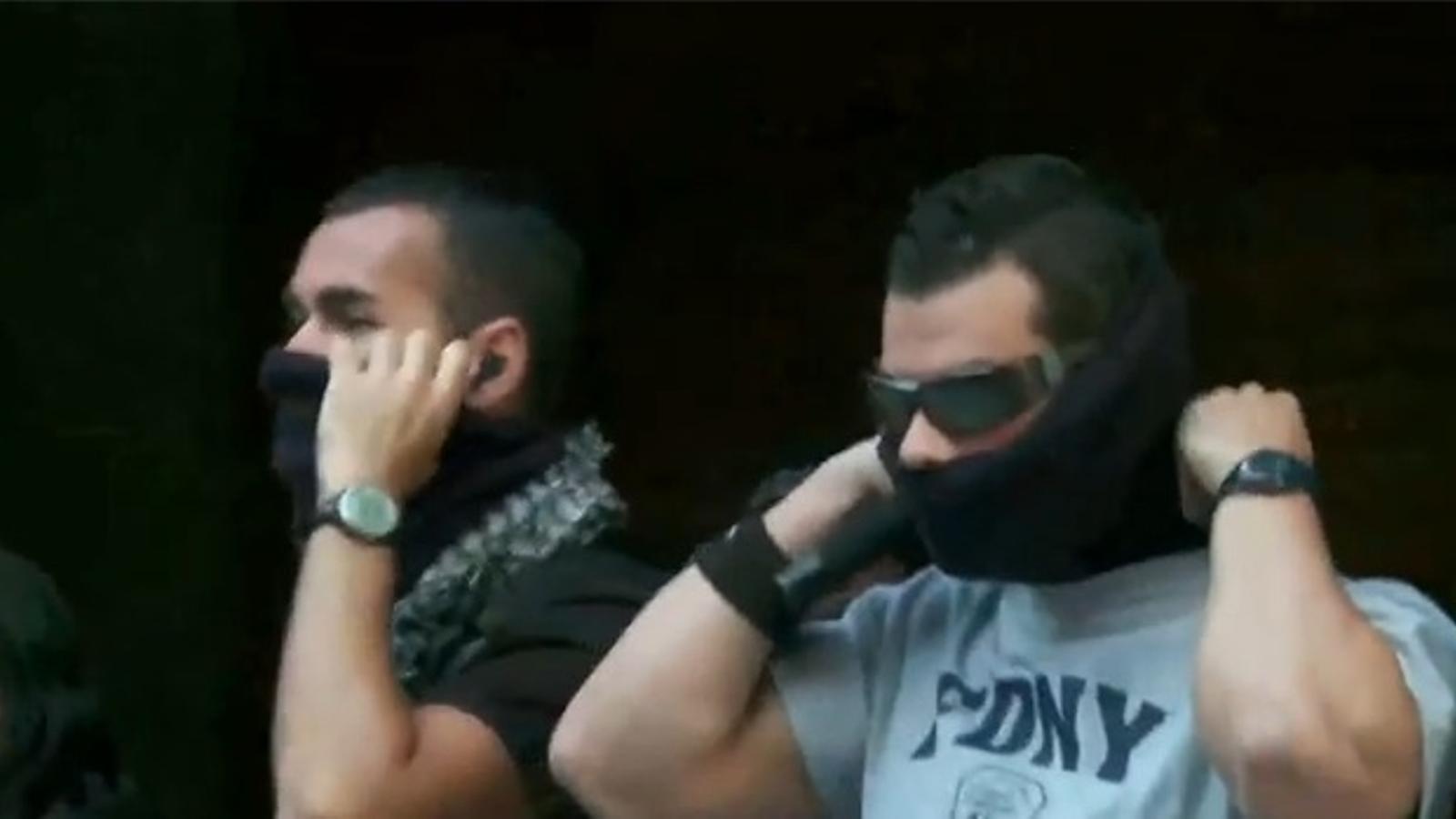 Un vídeo insinua que hi havia mossos infiltrats provocant aldarulls entre els indignats