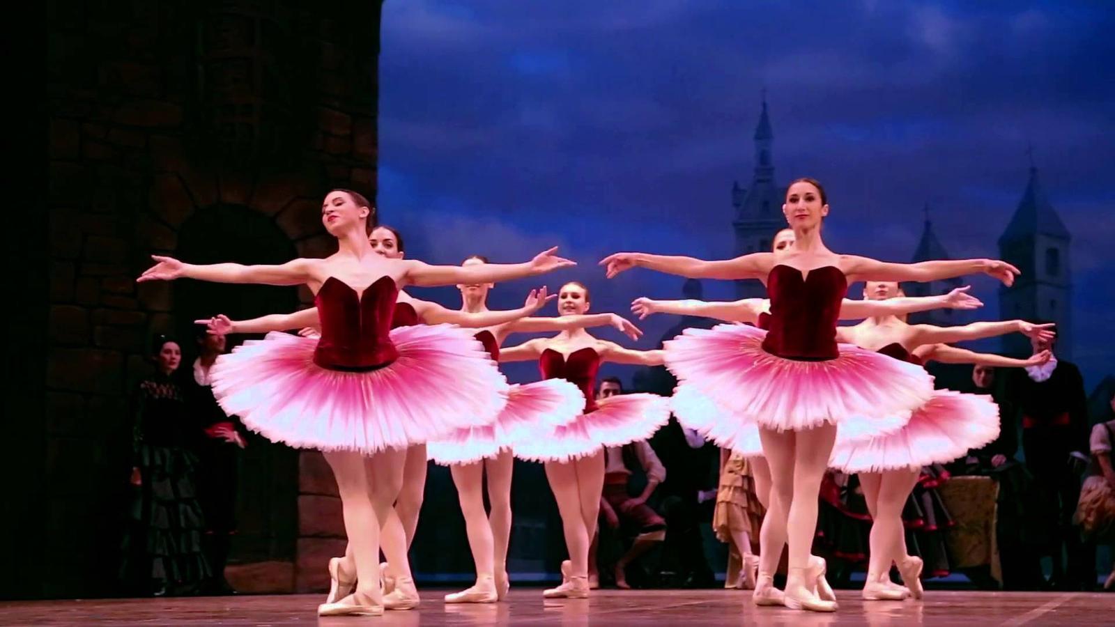 'Don Quijote' de la Compañía Nacional de Danza.