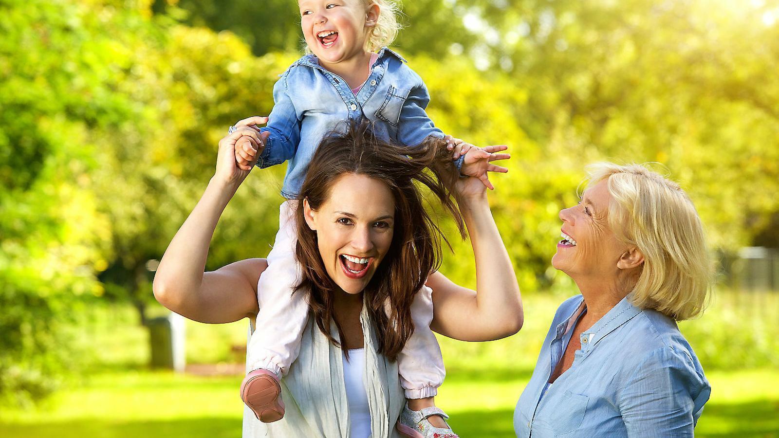 Les àvies maternes afavoreixen  La supervivència dels nets