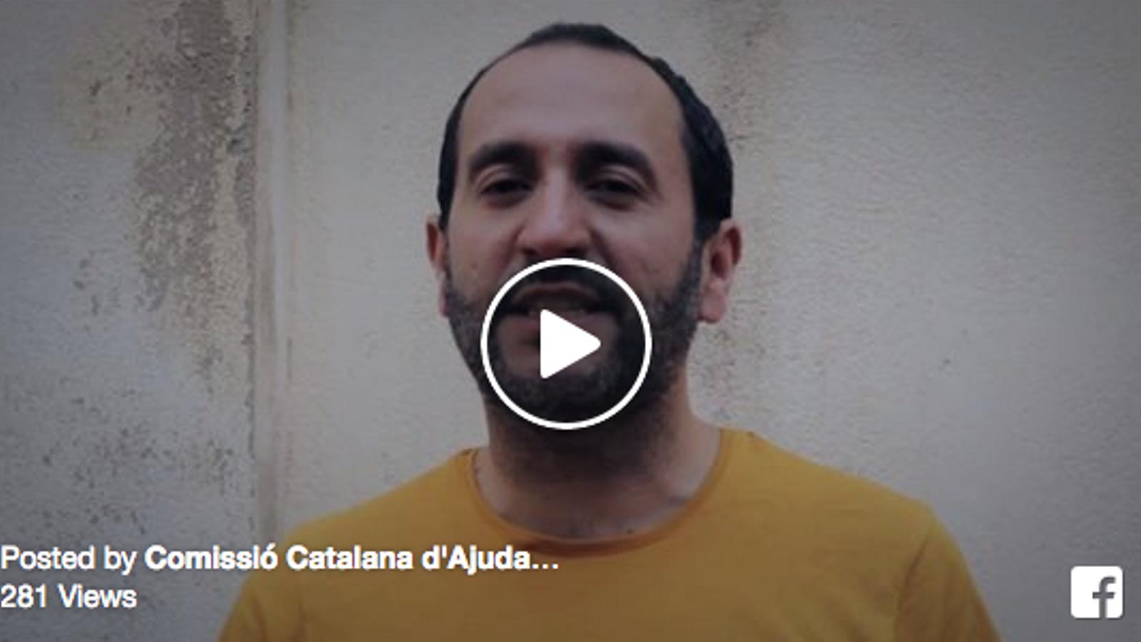 Crida per una aula on ensenyar català als refugiats
