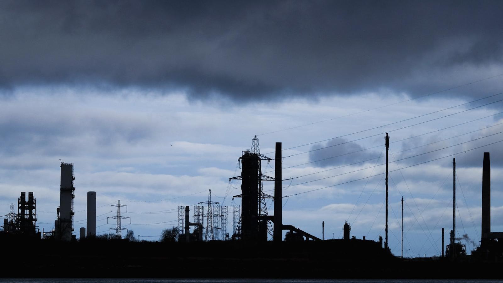 El llarg adeu industrial britànic