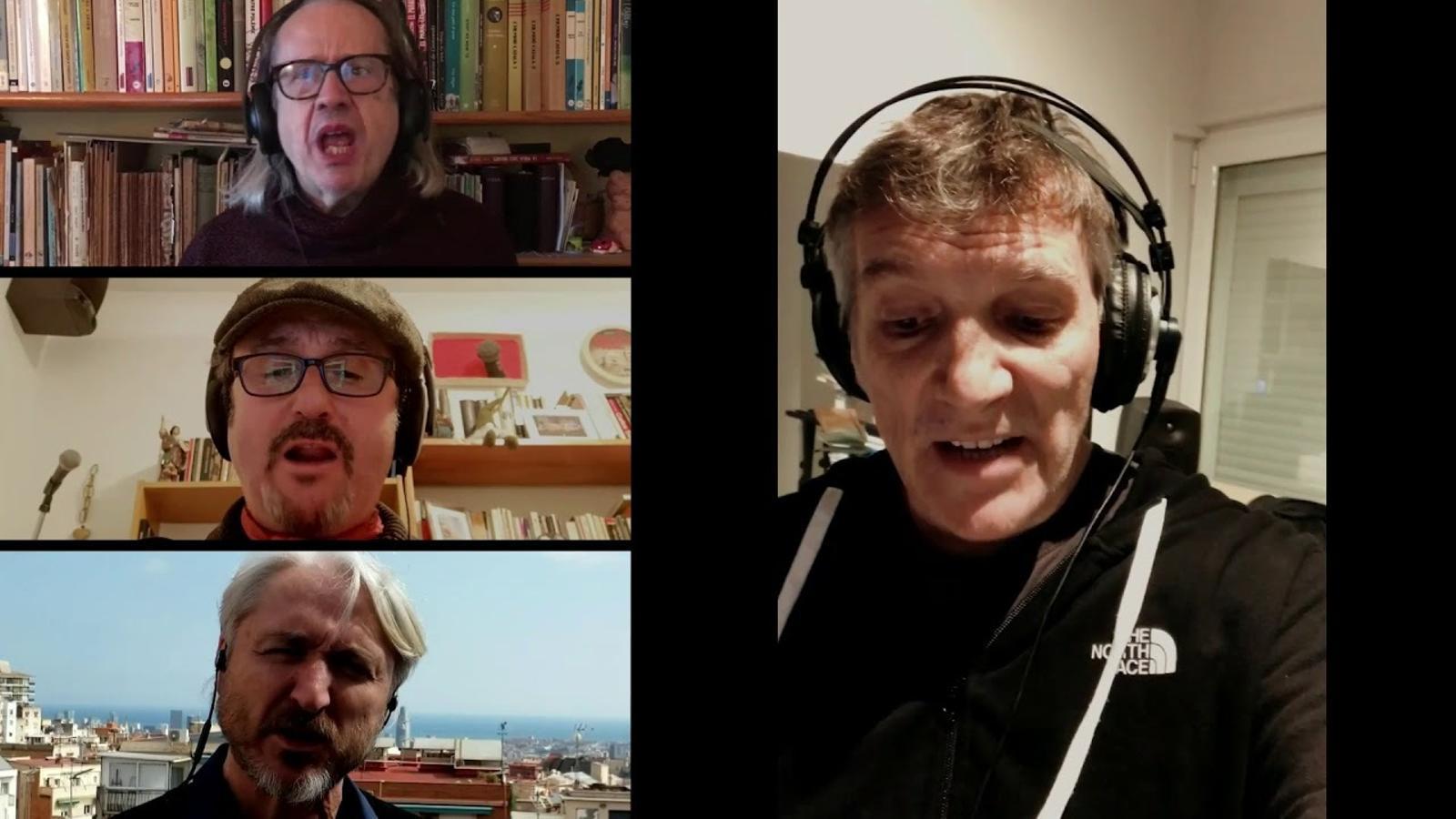 Vídeo per celebrar els 25 anys de 'Sweeney Todd' al Teatre Poliorama