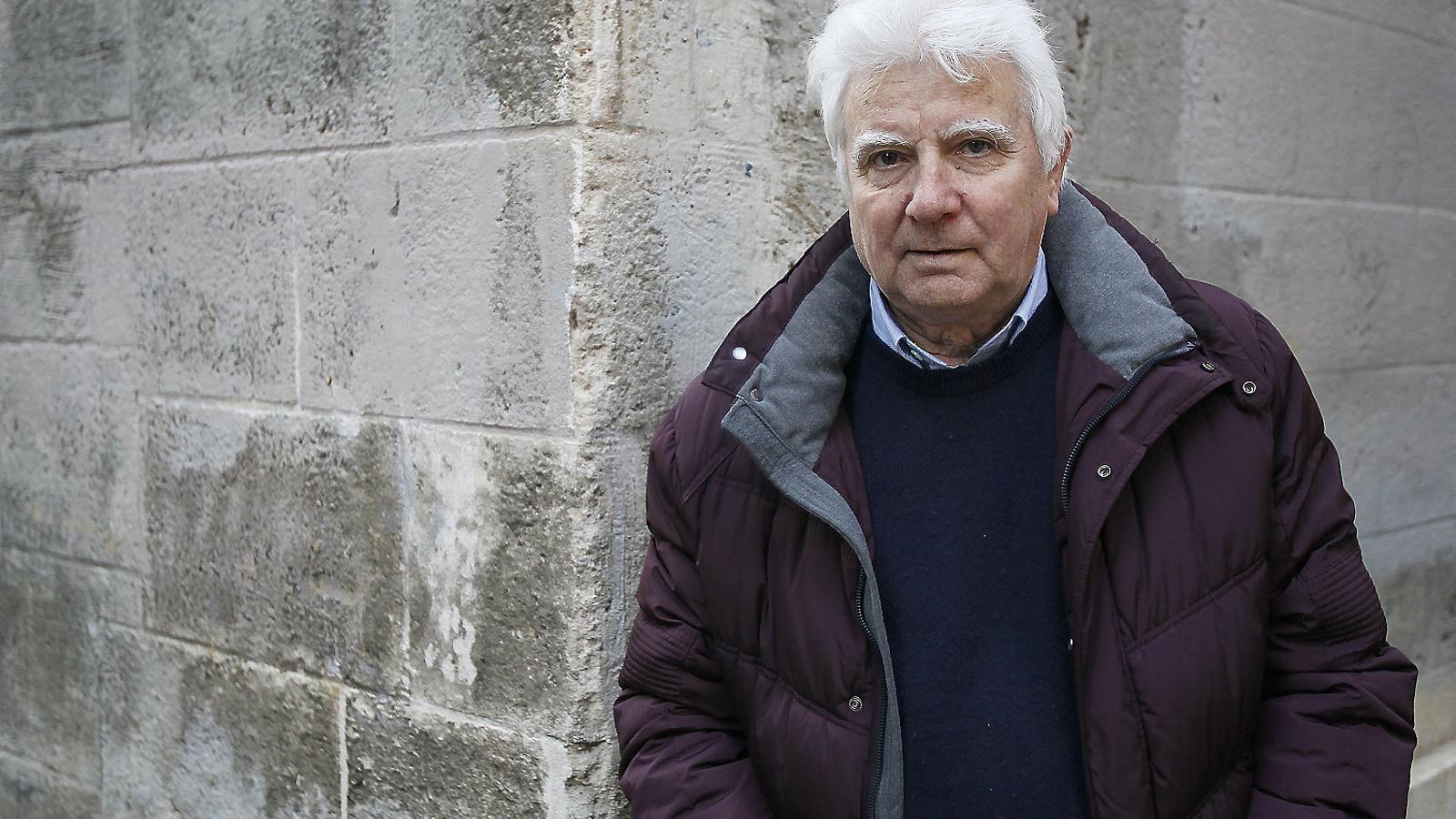 """Joan Guasp: """"Cela em va dir que no escrigués en  català, que ningú no em llegiria"""""""