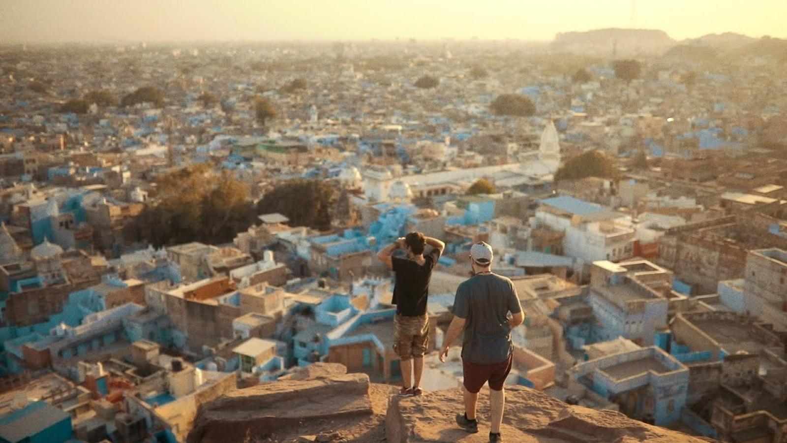Documental 'De vent i ales' de Txarango