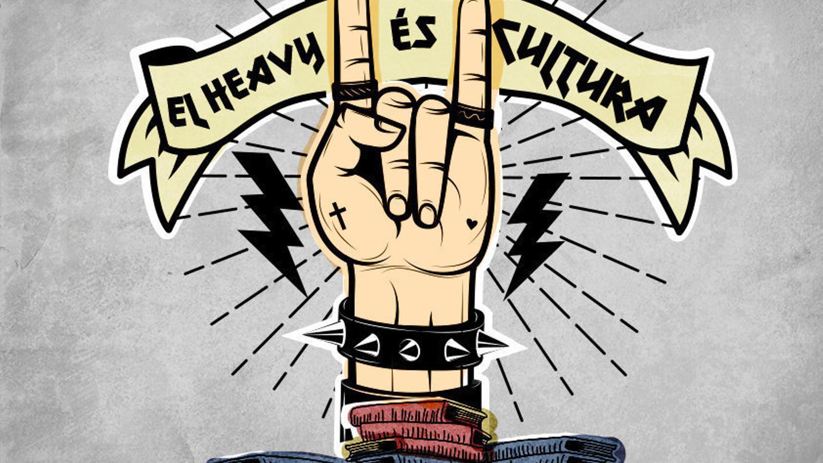 El heavy és cultura