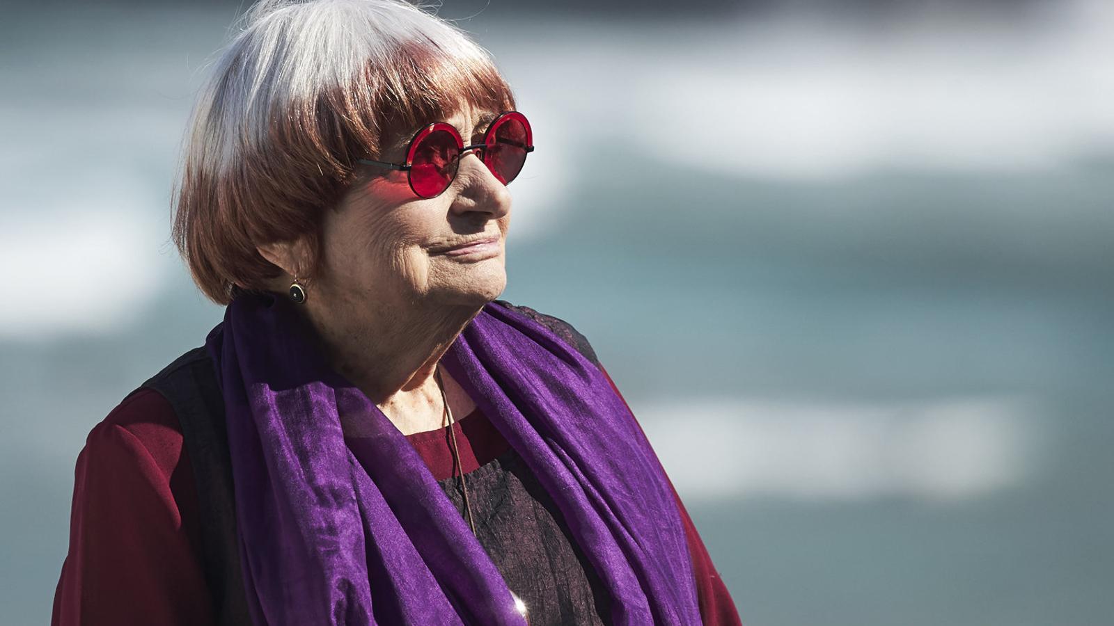 """Agnès Varda: """"Em fa riure que em donin l'Oscar"""""""