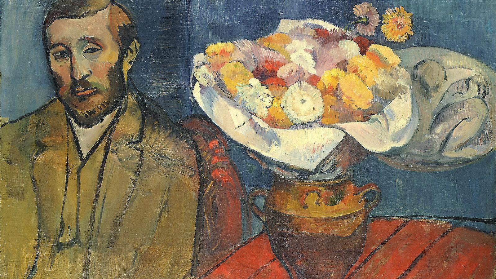 Gauguin davant del mirall, a través dels seus retrats
