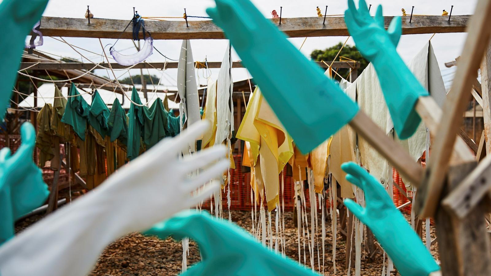 Per què és tan difícil erradicar el brot d'Ebola al Congo?