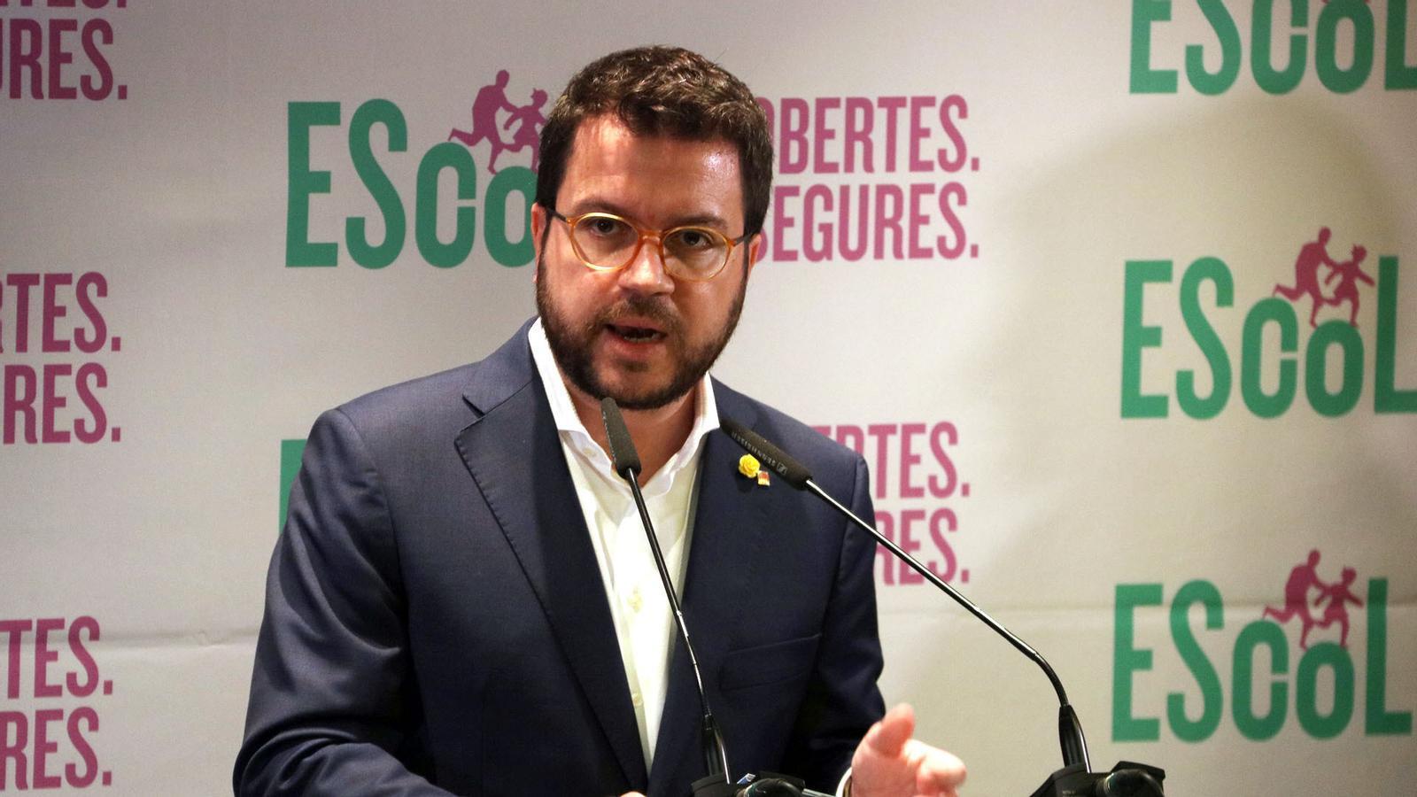 L'anàlisi d'Antoni Bassas: 'El Govern i les escoles'