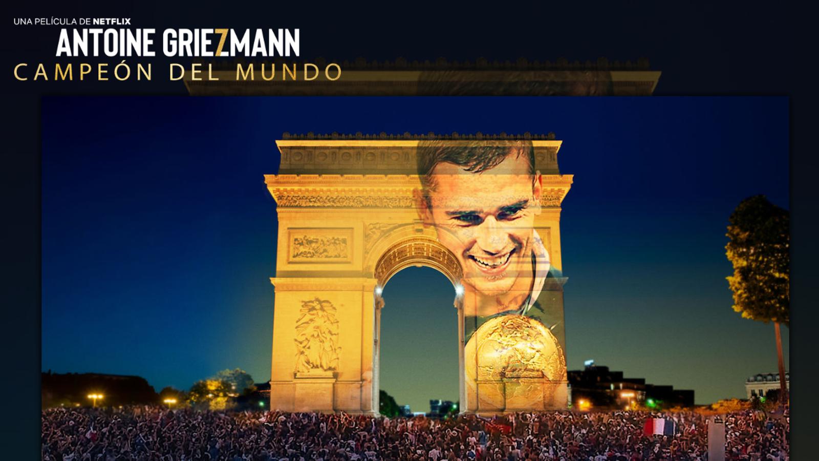Griezmann estrena un nou documental després del polèmic 'La decisió'