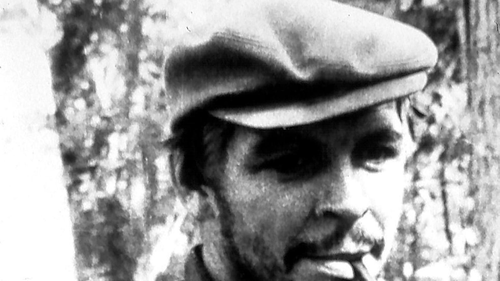 Imatge d'Ernesto Che Guevara a Bolívia que apareix al film documental Ernesto Che Guevara: Le journal de Bolivie (1994), dirigit per Richard Dindo.