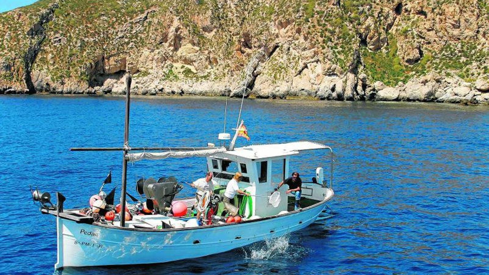 Pesca artesanal: clau per a la protecció marina