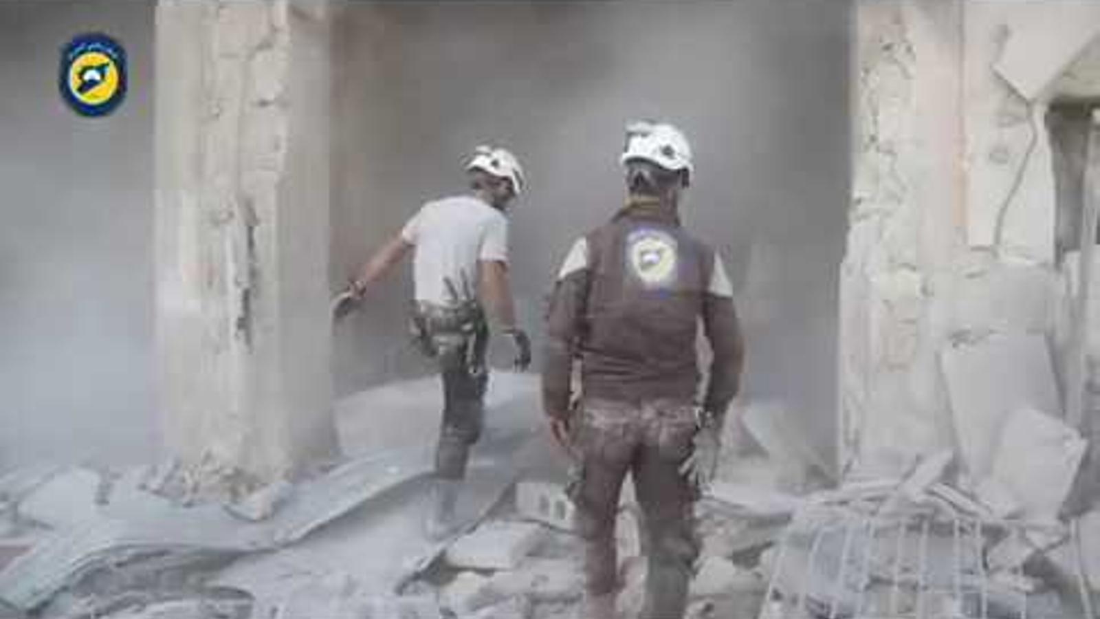 Les bombes plouen a Alep mentre Al-Assad prepara l'atac terrestre