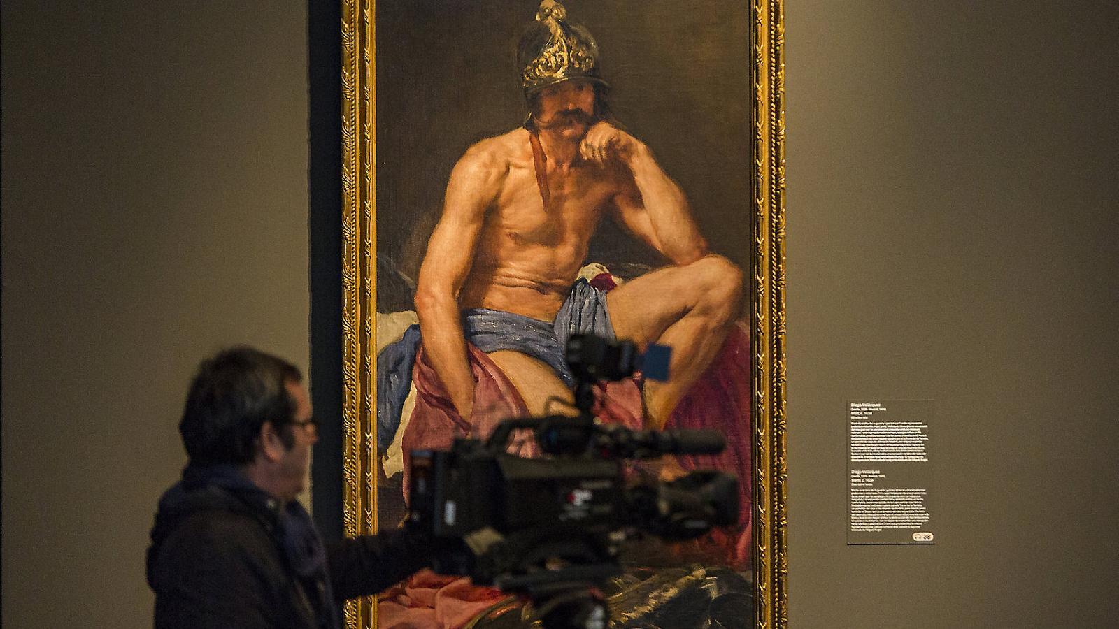 Velázquez converteix el CaixaForum en un petit Prado