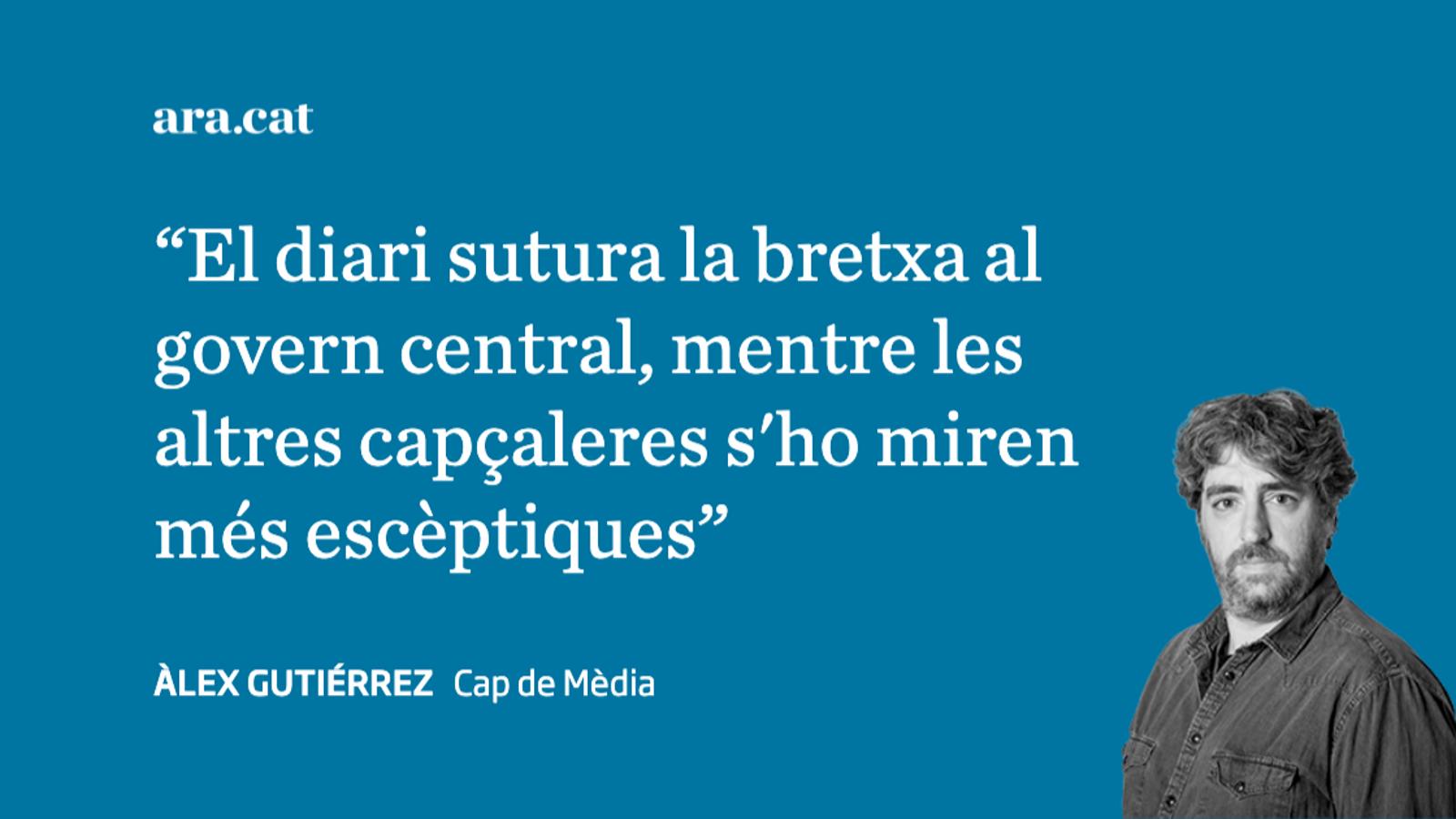 'El País' intenta tancar la crisi monàrquica en 72 hores