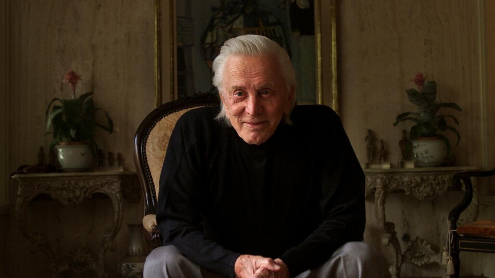 Kirk Douglas, mite del Hollywood clàssic, mor als 103 anys