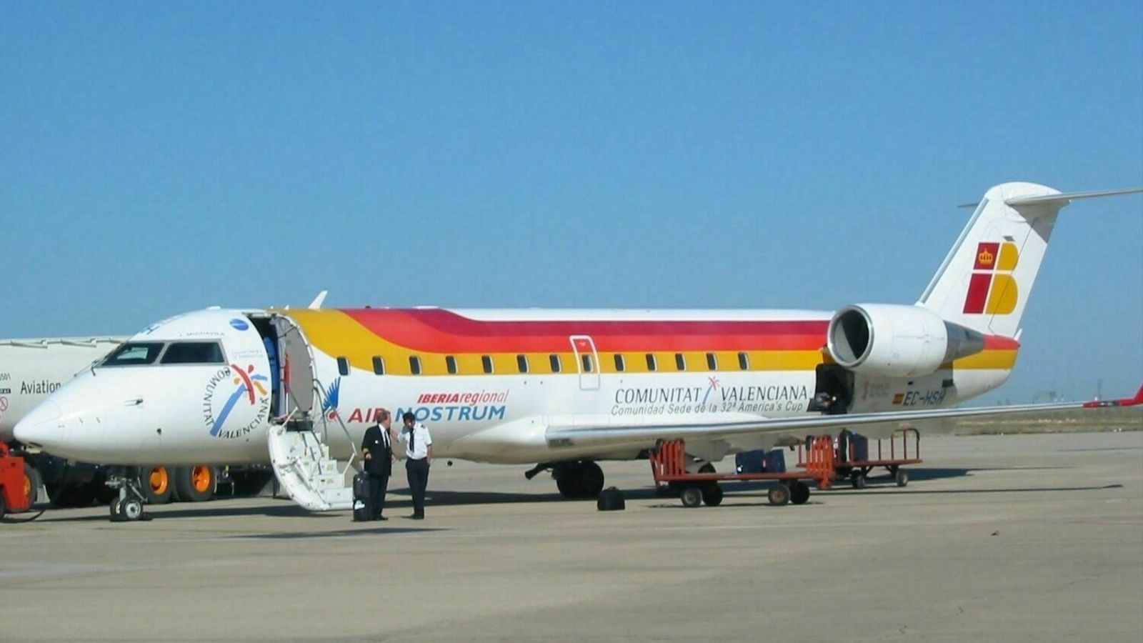 L'aturada de totes les rutes ha precipitat l'ERTO d'Air Nostrum que afectarà 1.500 treballadors.