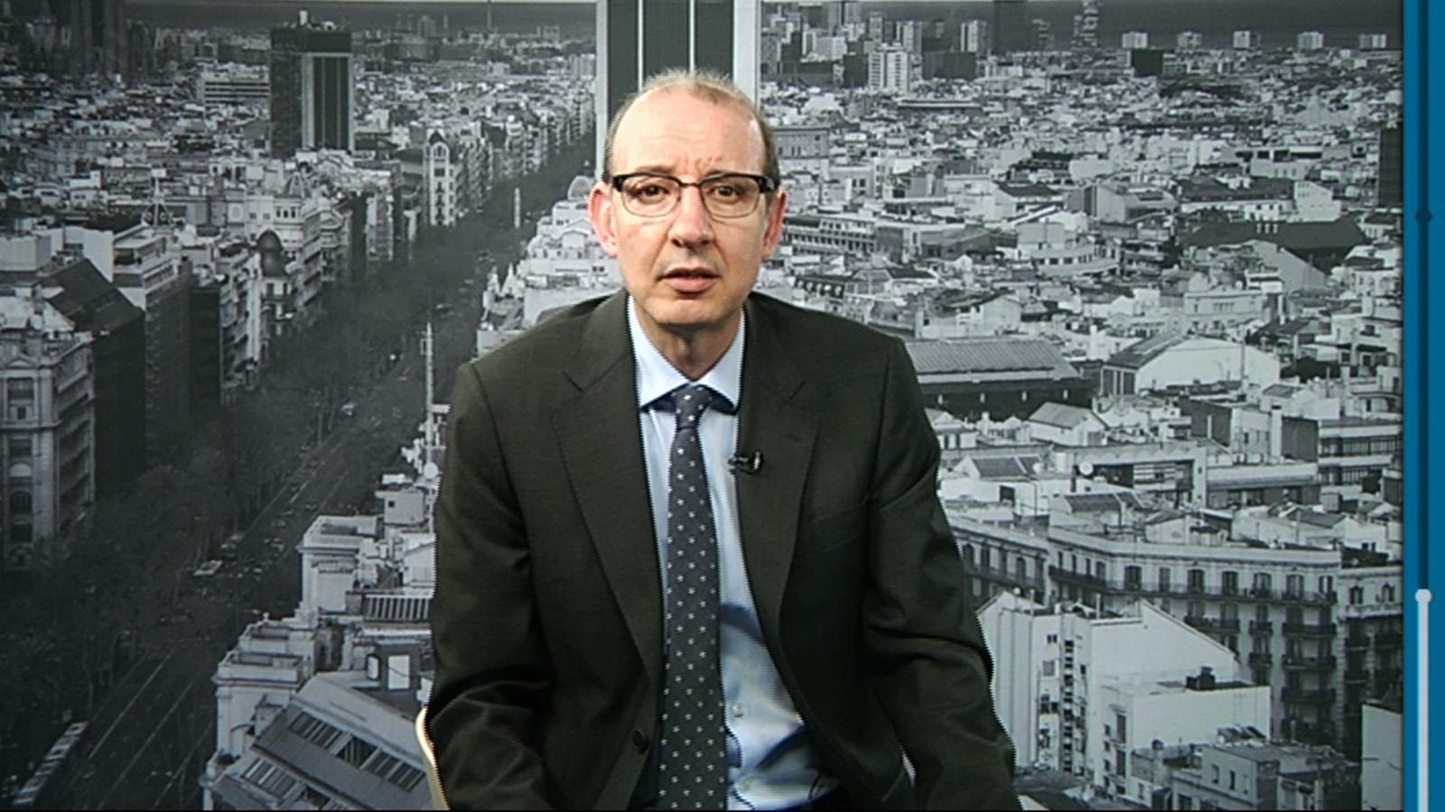 L'editorial d'Antoni Bassas: 'A favor que els alumnes d'ESO hagin de fer serveis comunitaris'