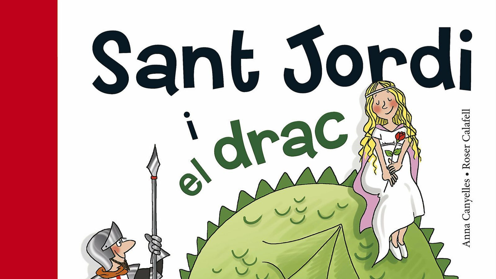 Tres històries  De Sant Jordi per a criatures amb l'ARA