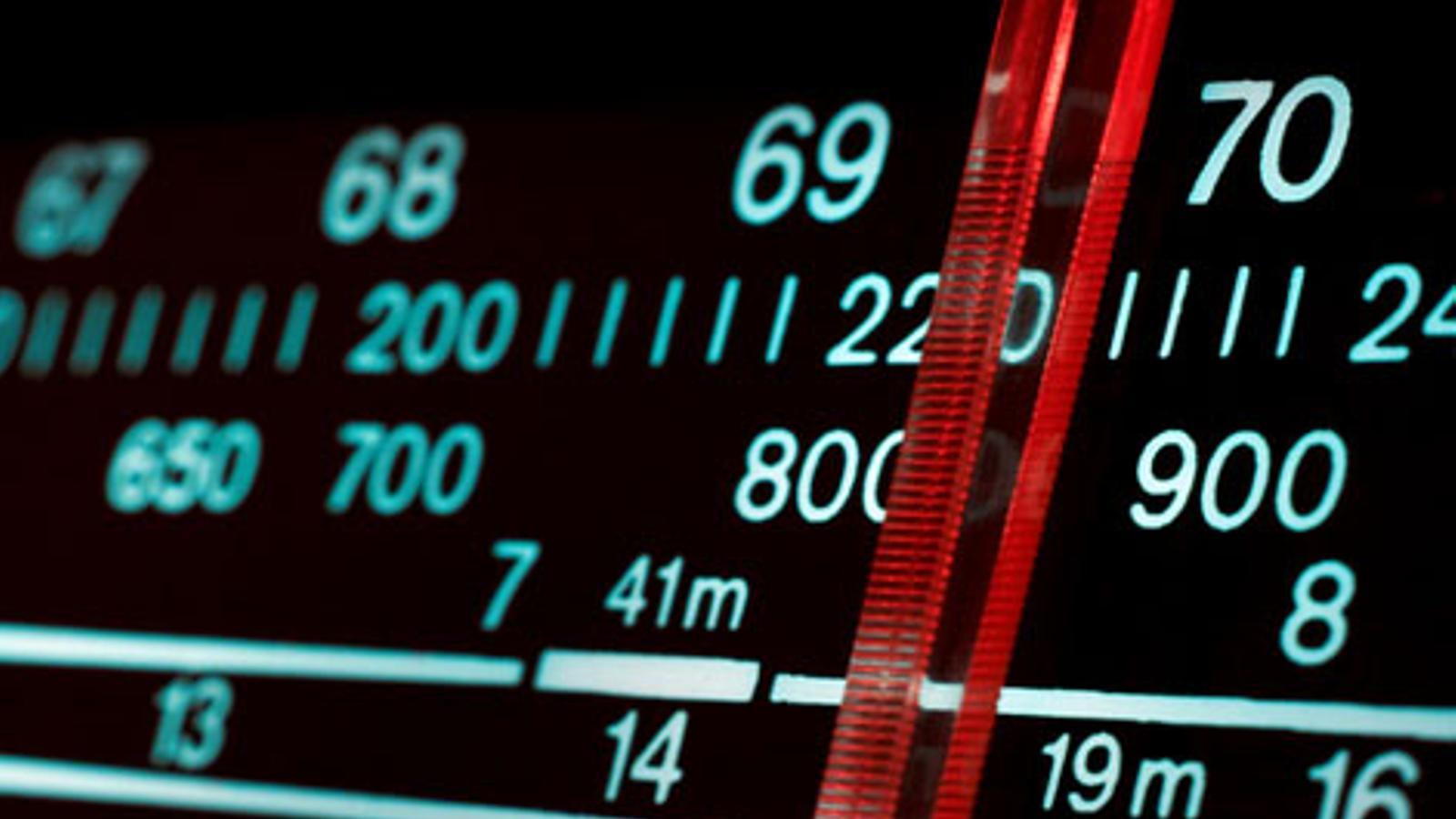 ràdio dial
