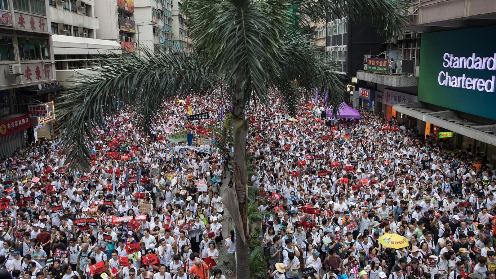 L'anàlisi d'Antoni Bassas: 'El milió de Hong Kong'