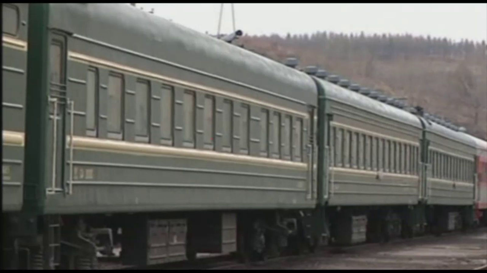 Un tren turístic unirà la Xina amb Corea del Nord