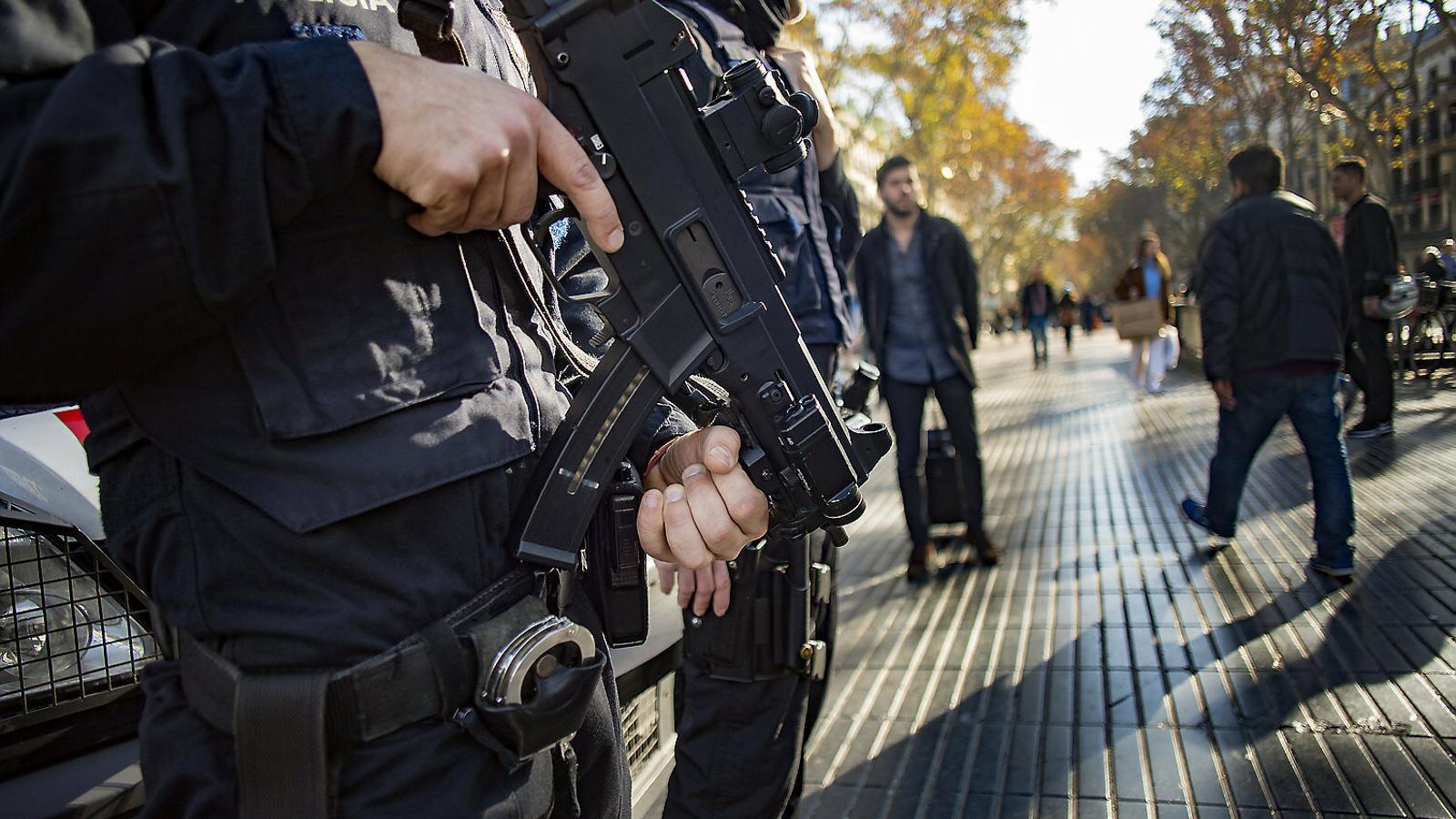 Els Mossos posen un peu a l'Europol dos anys després del 17-A