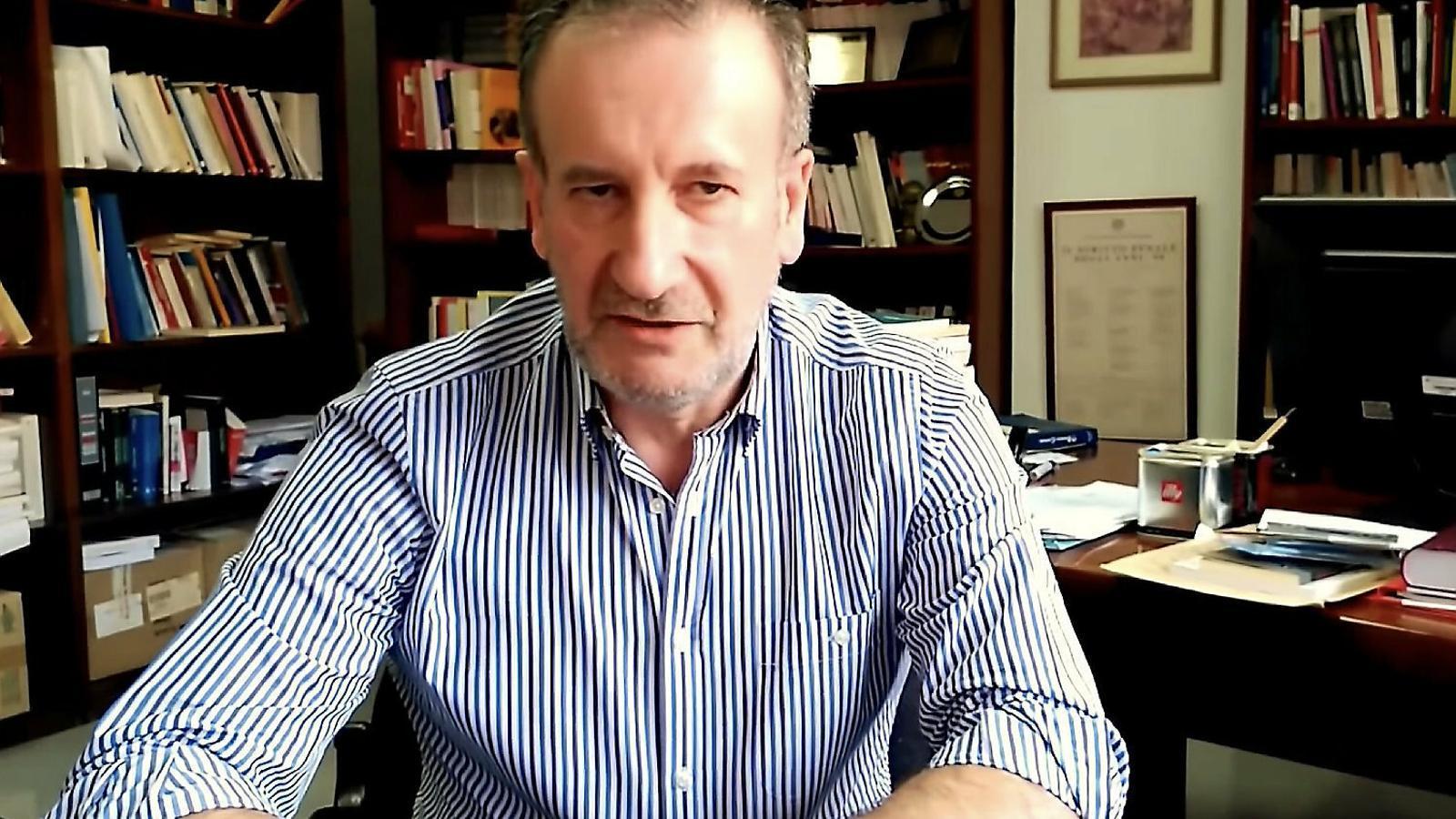 """Nicolás García: """"La sedició només té sentit per castigar la dissidència"""""""
