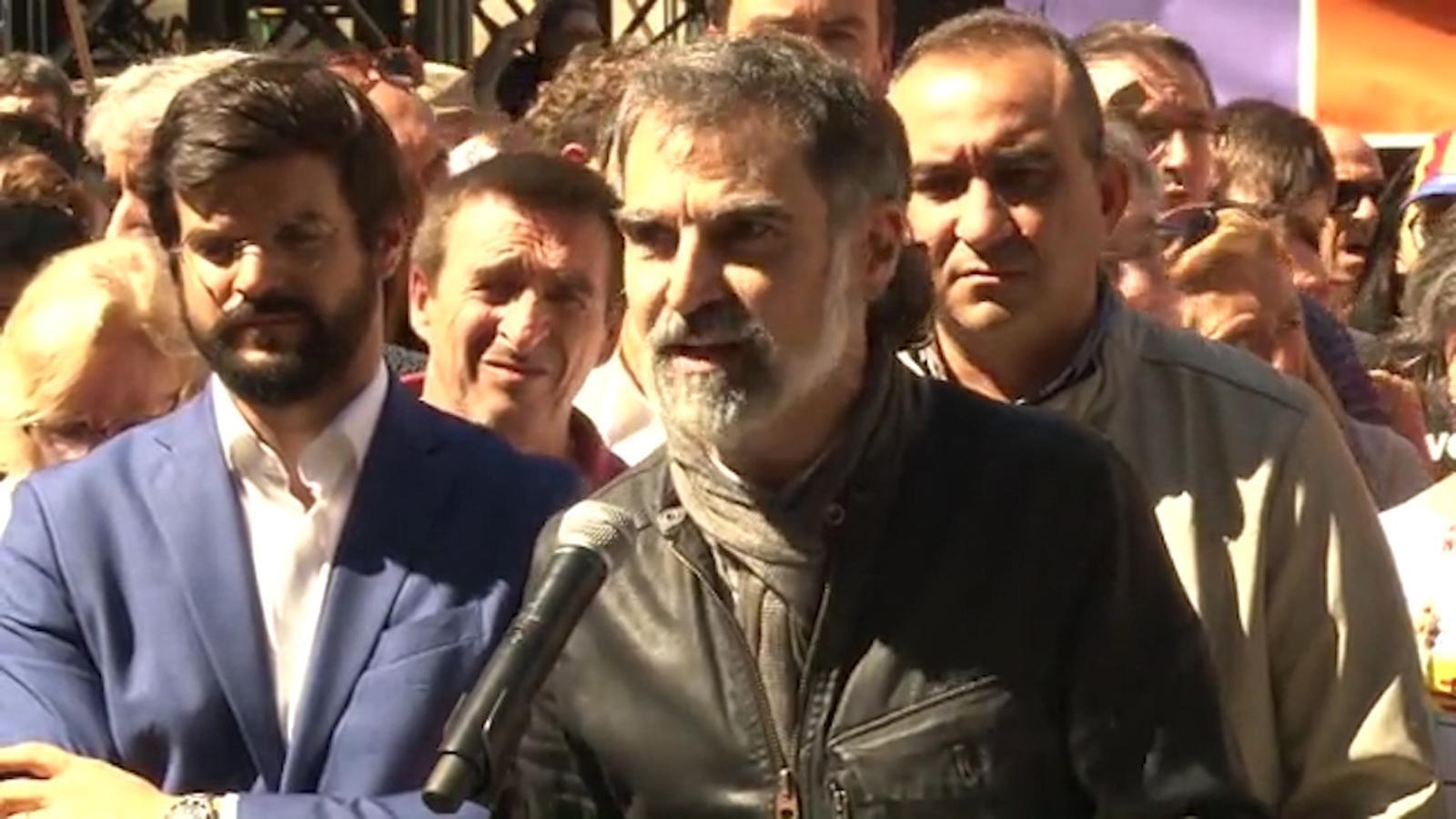 """""""No acabaran amb el poble de Catalunya"""""""