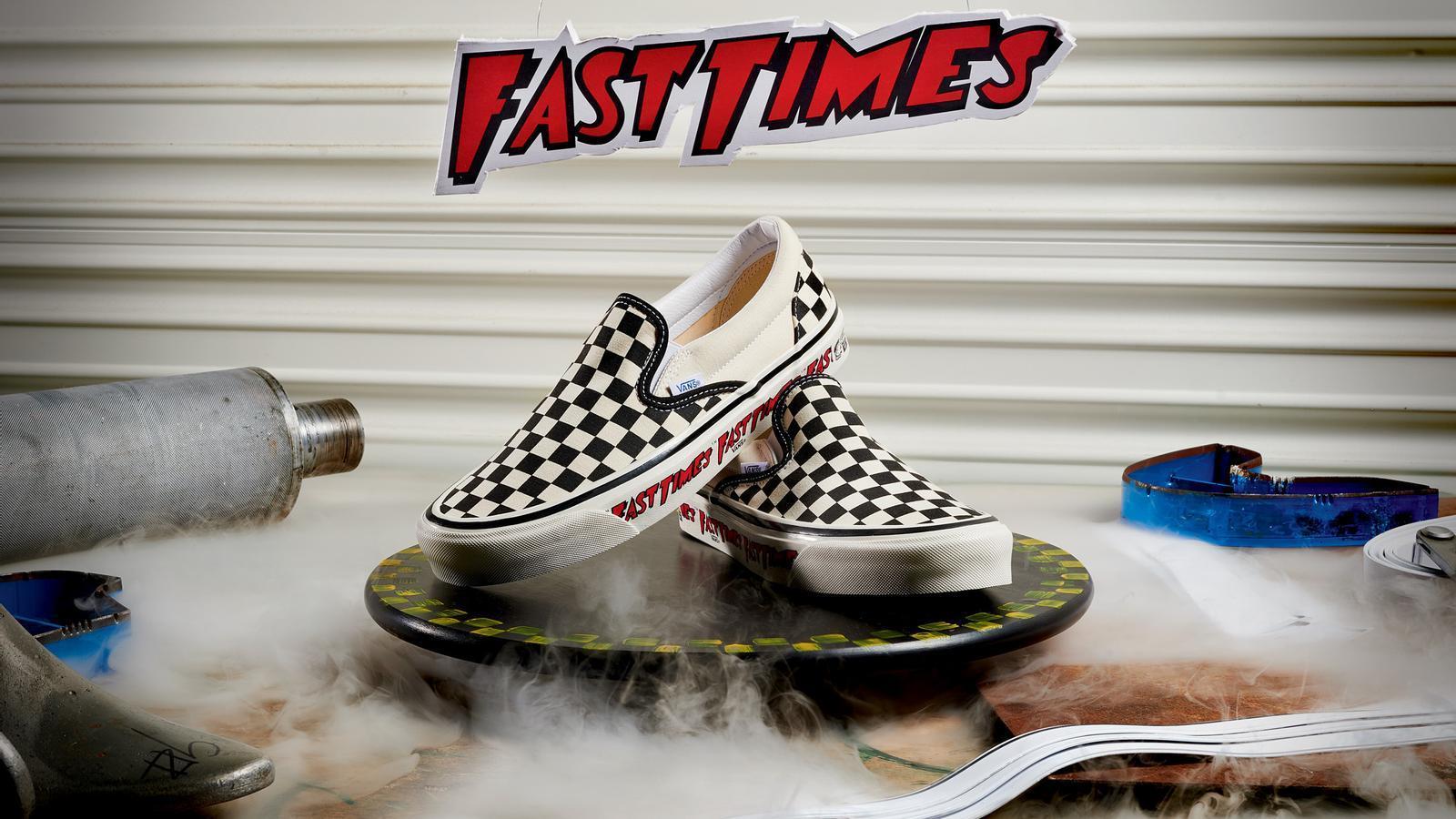 Les Fast Times slip-on de Vans
