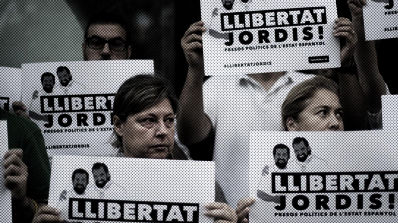 Presos polítics a Espanya?