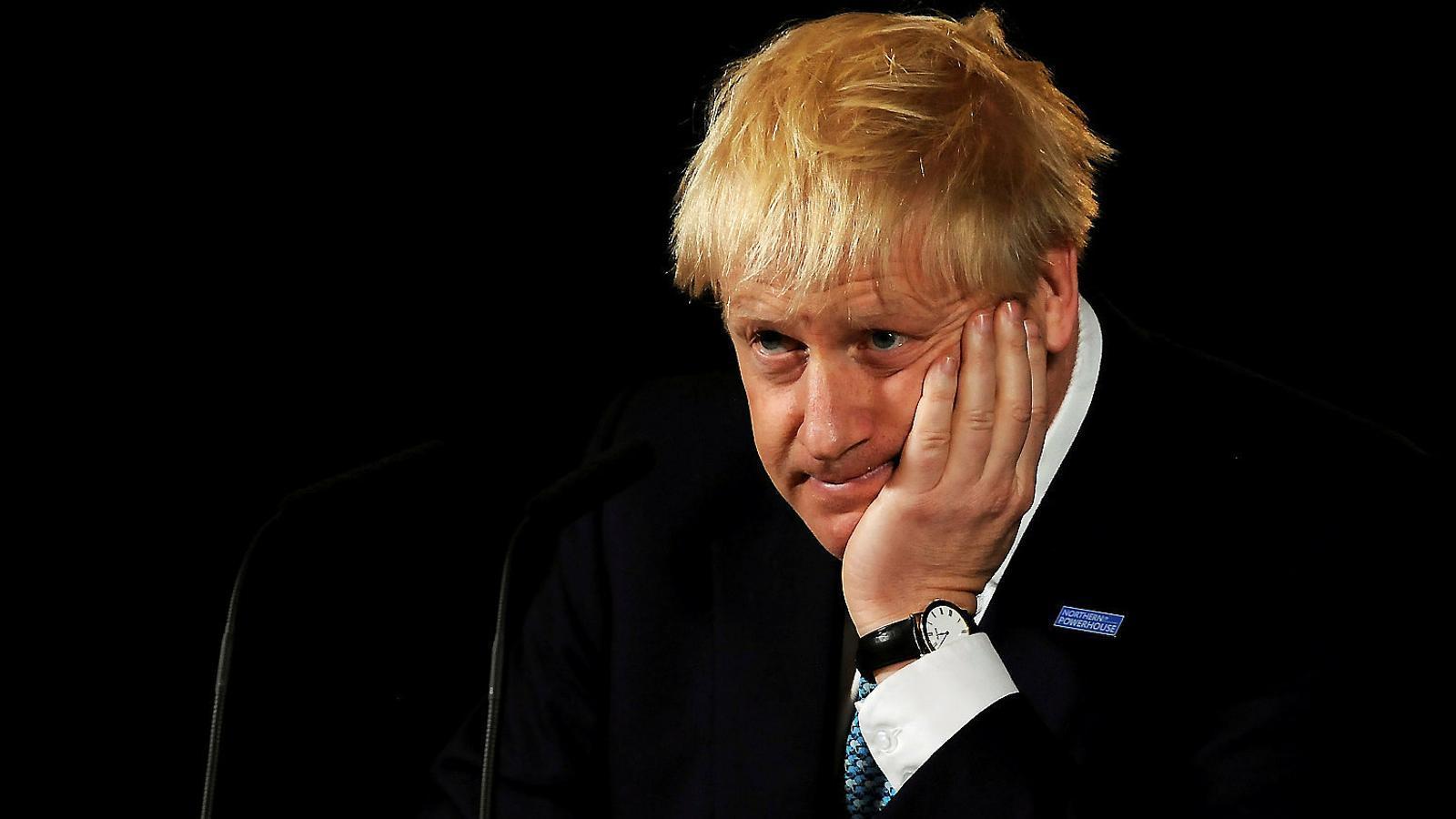 El nou primer ministre britànic és un expert en provocar grans titulars.
