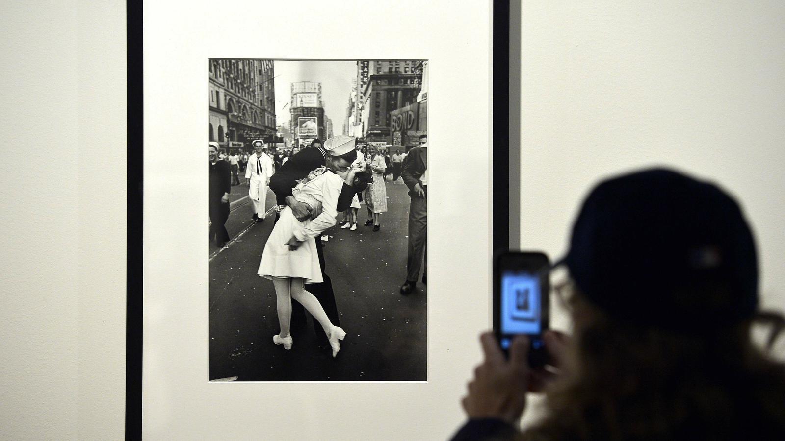 Mor George Mendonsa, el mariner que va fer el petó a una infermera a Times Square
