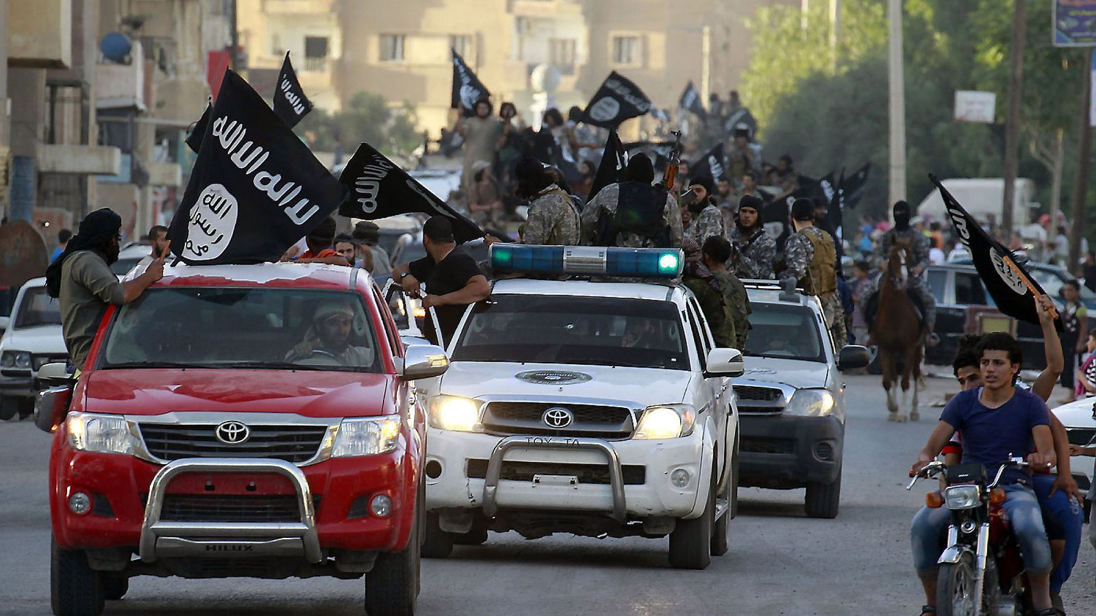 Com es finança l'Estat Islàmic?