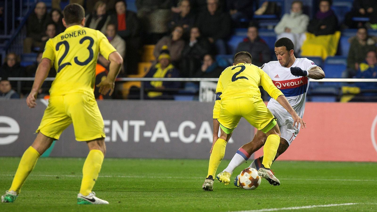 El Vila-real no pot remuntar i cau eliminat de l'Europa League (0-0)