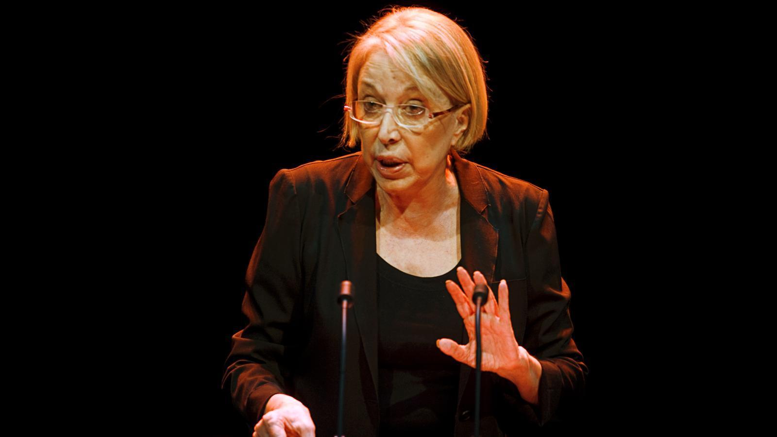 Rosa Maria Sardà a 'CrecEnUnSolDéu' / TEATRE LLIURE