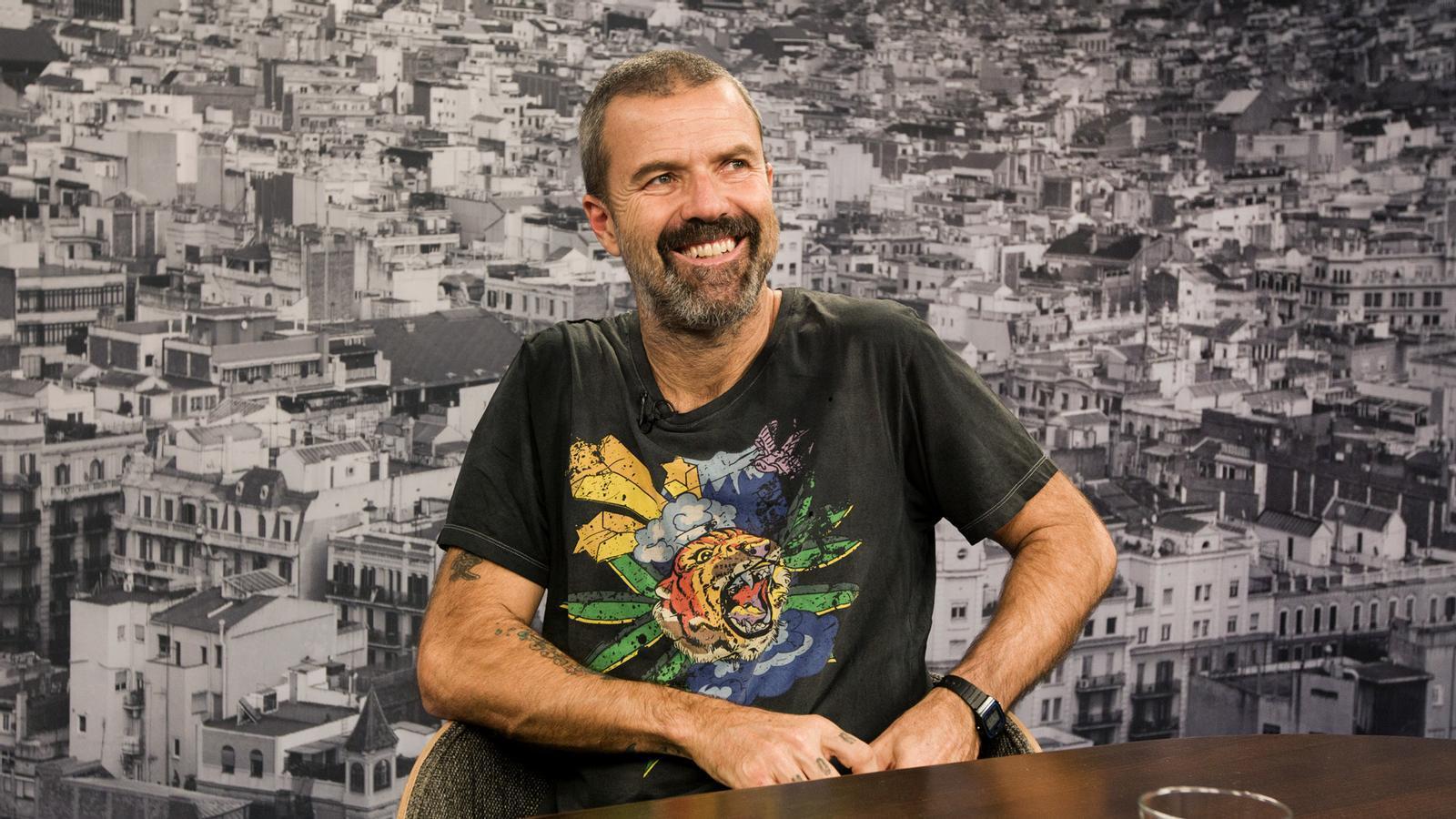 """Pau Donés: """"El primer va ser «Jarabe contra el cáncer» aquest serà «Jarabe y amigos contra el cáncer»"""""""