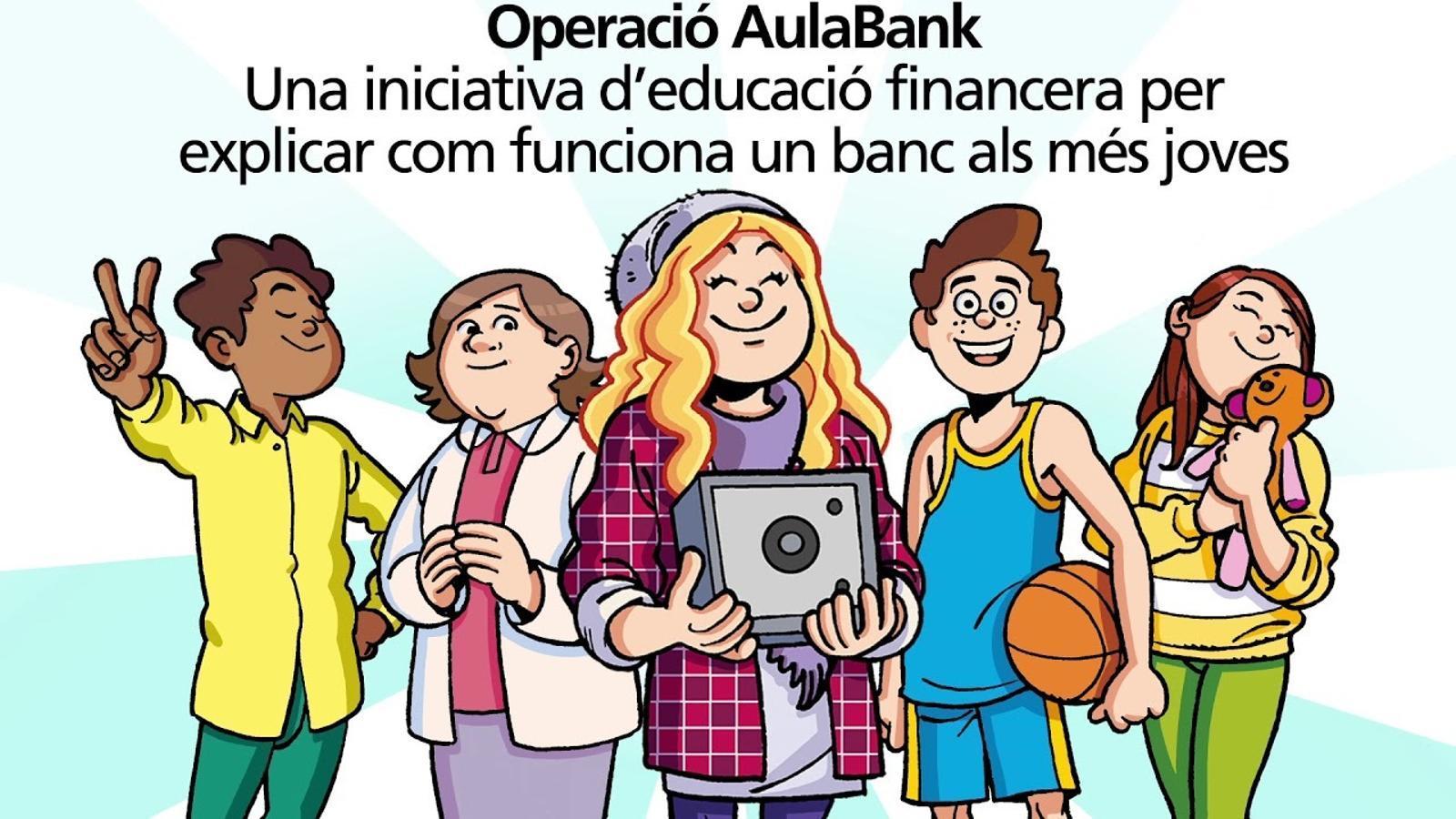 Caixabank: finances per als més joves