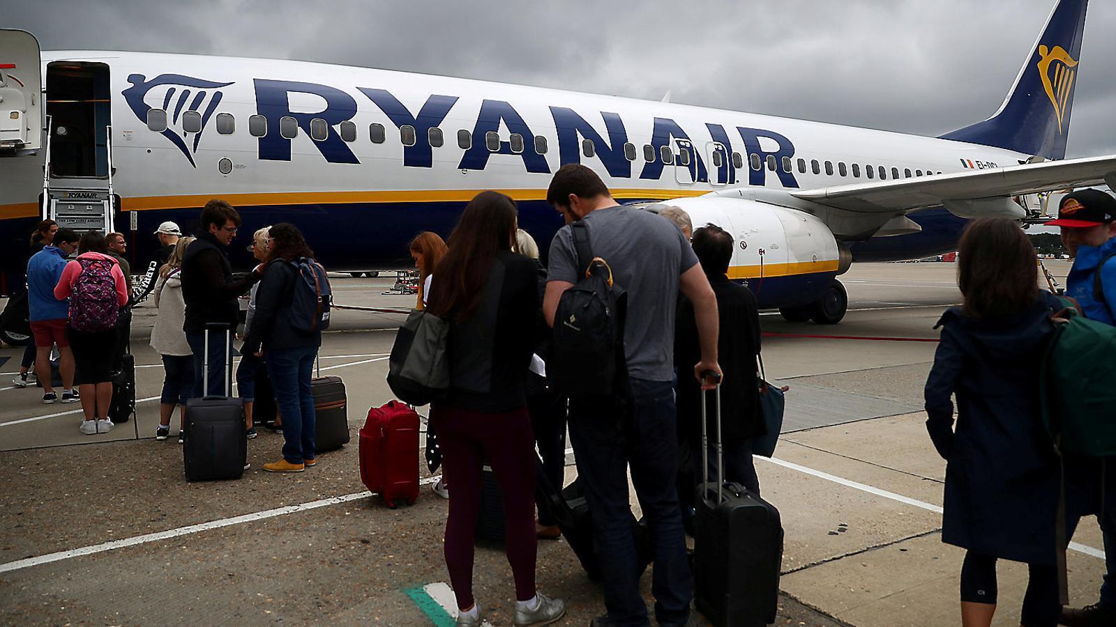 Consumidors contra Ryanair