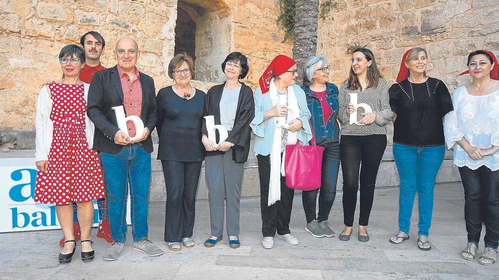 L'ARA Balears premia, un any més, els projectes que ajuden   A canviar el món