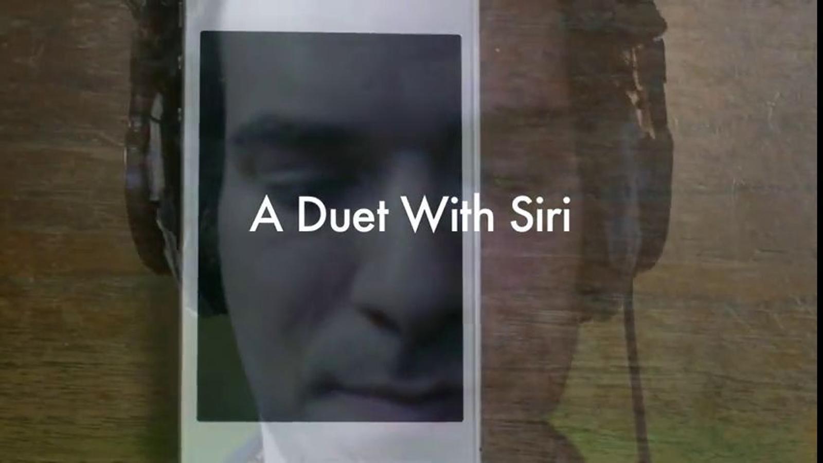 Un duet amb el teu iPhone